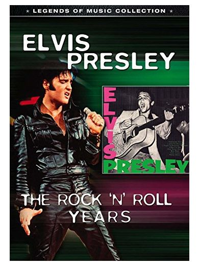 Elvis Presley - The Rock and Roll Years [DVD]