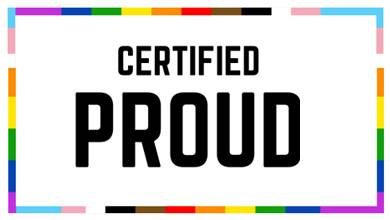 Certified Proud
